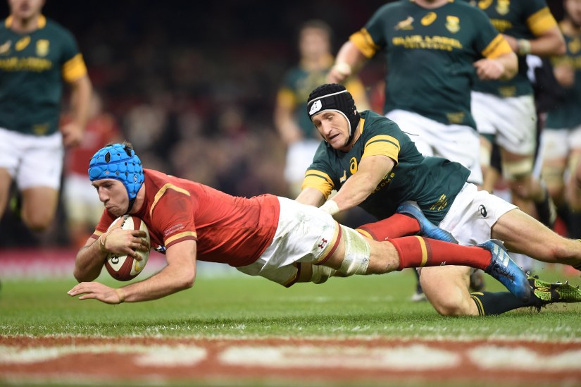 Wales v South Africa - Under Armour Series